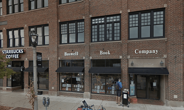 Janette's Book Signing / Birthday Celebration at Boswell Book Company